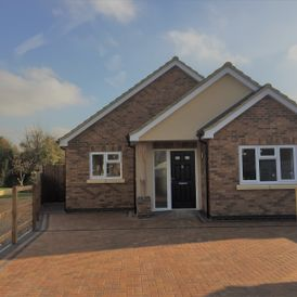 New bungalow in Wootton, Beds