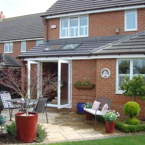 House extension in Elstow