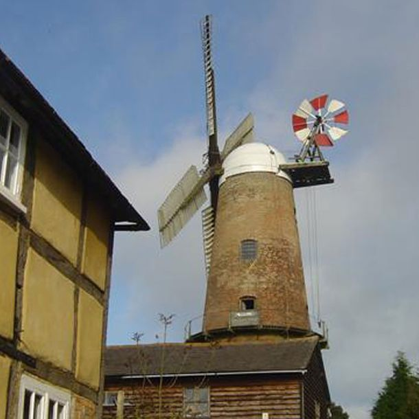 Repairs to Quainton Windmill