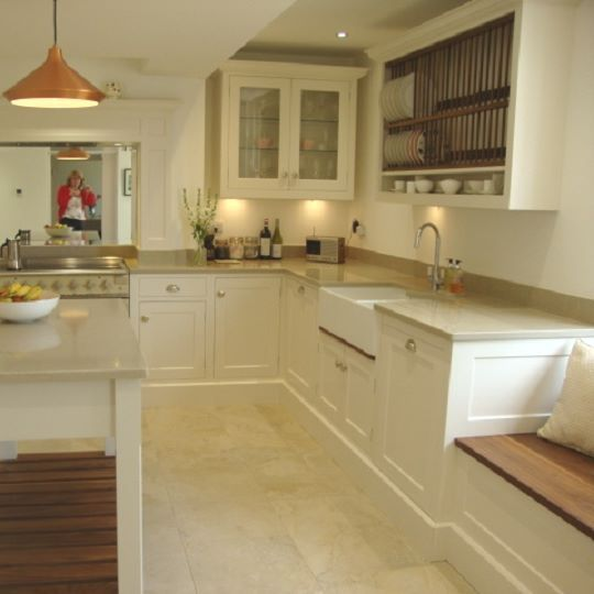 Listed Building kitchen extension in Ravensden