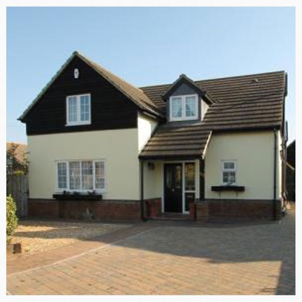 New detached house in cotton End, Bedfordshire