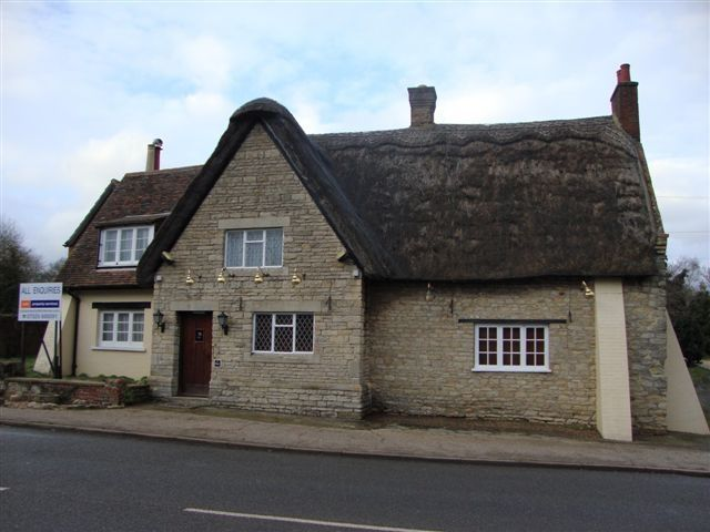 Change of Ude from a pub to a house in Radwell, Bedfordshire
